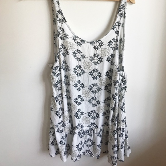 Urban Outfitters Dresses & Skirts - Cover up flower dress